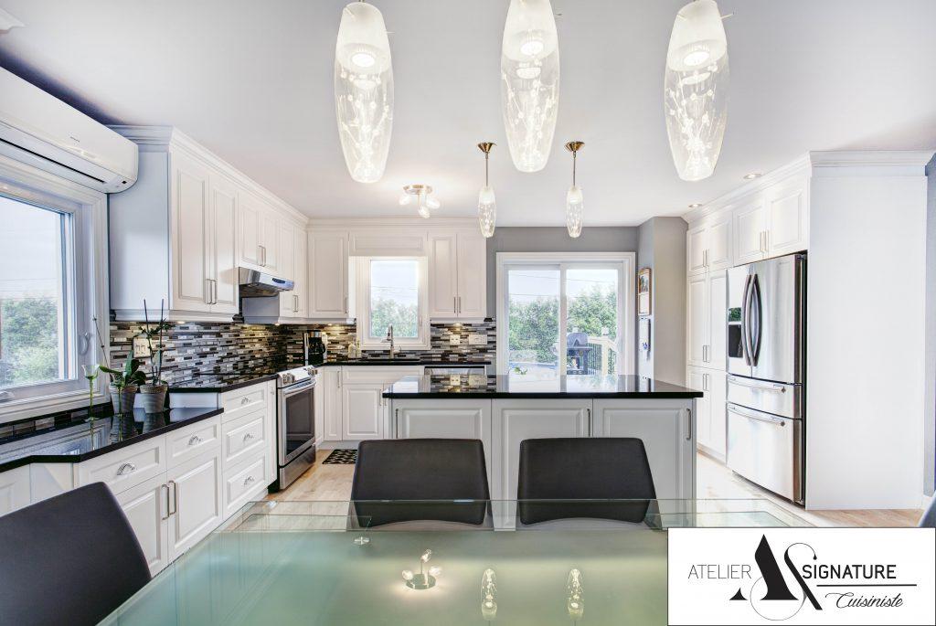 Armoire de cuisine Rive-Nord - Atelier Signature-10