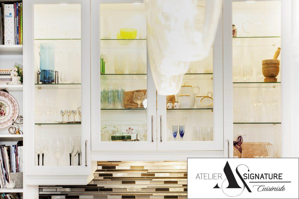 Armoire de cuisine Rive-Nord - Atelier Signature-11
