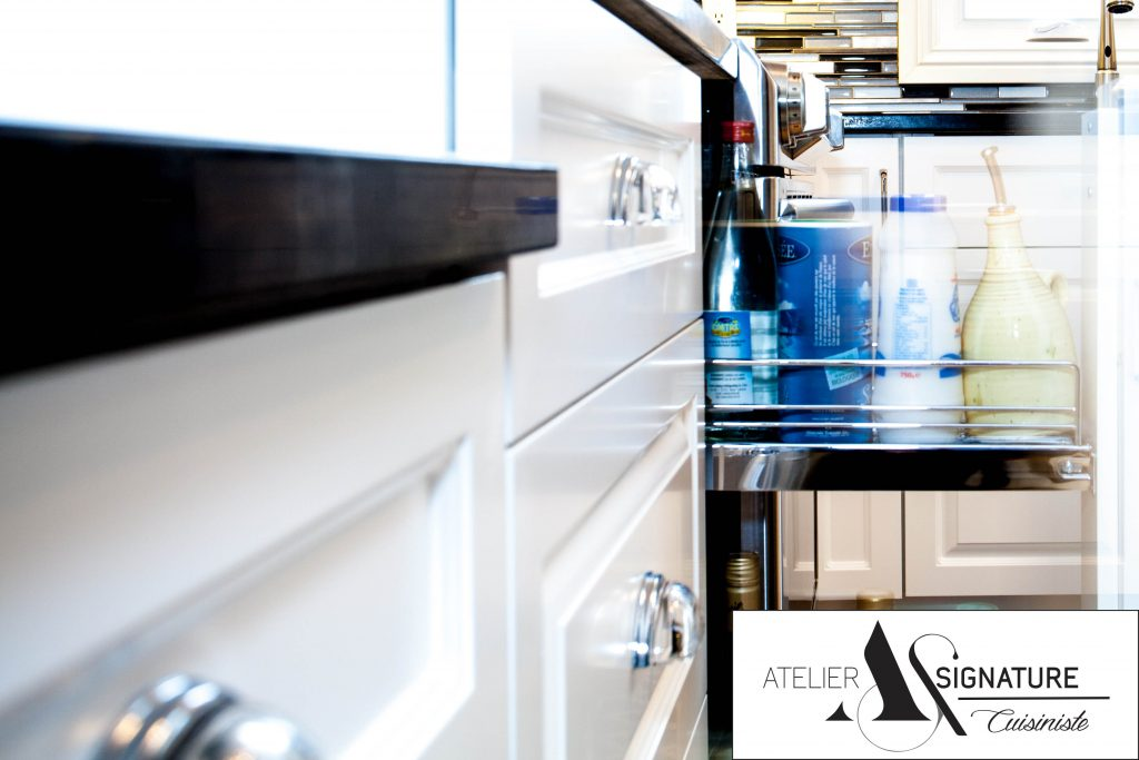 Armoire de cuisine Rive-Nord - Atelier Signature-13