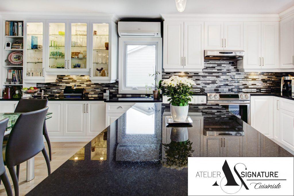 Armoire de cuisine Rive-Nord - Atelier Signature-5
