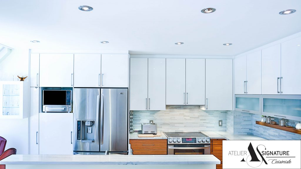 Porte armoire cuisine laval lustre Cuisine moderne