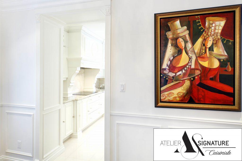Projet clef en main - Maison Contemporaine - Atelier Signature - Cuisiniste