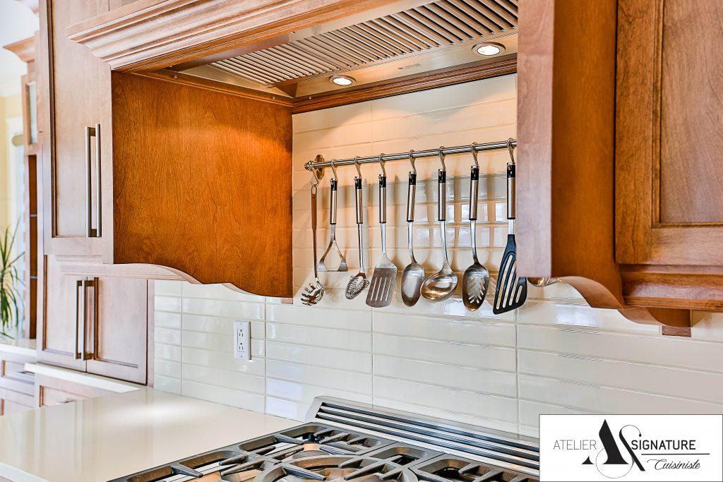 Rangement Four pour Armoire de cuisine Style Contemporain