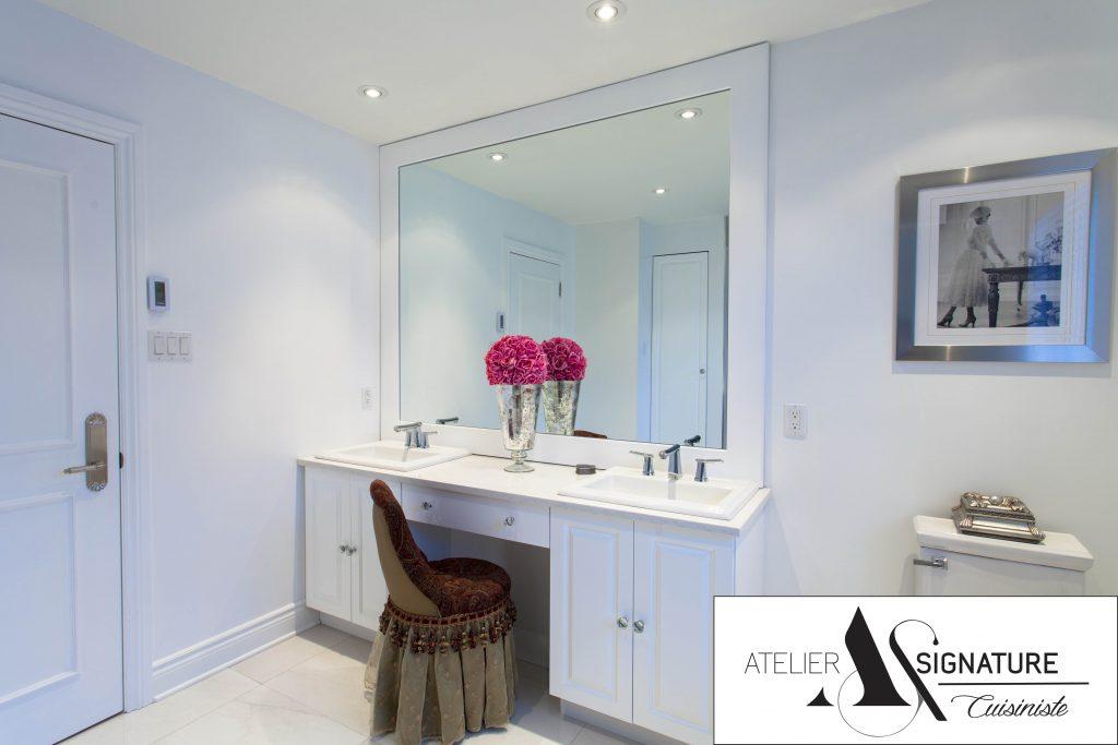 Salle de bain Attenante - Projet Clef en main - Atelier Signature - Cuisiniste